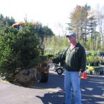 Brian has been with us 16 years now! He runs our landscape crew and assists often at the garden center.