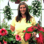 Kim has worked at Kulak's for over 16 years now and she is our houseplant and annuals expert. She does a beautiful job decorating our store and designing our one of a kind container and miniature gardens!