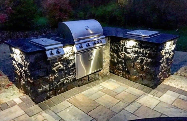 Landscape lighting kulaks nursery landscaping our landscape lighting designers will extend your living space to the outdoors and work with you so your landscape lighting is a treat for your eyes mozeypictures Choice Image